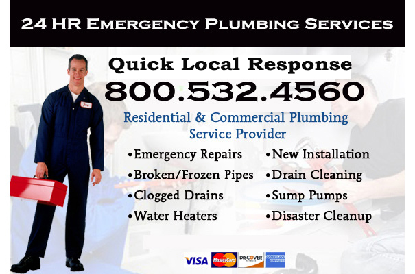 Huntington New York plumbing services